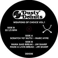 Jim Sharp / Marc Hype - Weapons Of Choice Volume 1