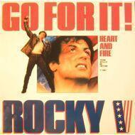 "Joey B. Ellis & Tynetta Hare - Go For It! (Heart And Fire) ""Rocky V"""