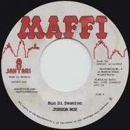 Junior Roy - Run Di Session / Talking Yardie