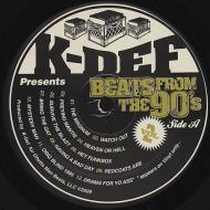K-Def - Beats From The 90's Vol. 2