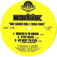 K-Otix - DAT Series Volume 1 (1993-1995)