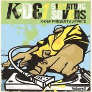 K-Def & J-Twice - Signature Sevens Volume 2 (Colored Vinyl)