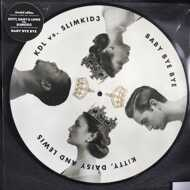 Kitty, Daisy & Lewis feat. Slimkid3 - Baby Bye Bye (Picture Disc)