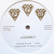 Legowelt - Los Alamos Motel