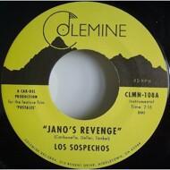 Los Sospechos - Jano's Revenge / Mirror Door