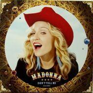 Madonna - Don't Tell Me (Blue Vinyl)