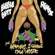 Major Lazer (Diplo & Switch) - Bubble Butt Remix