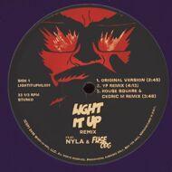 Major Lazer (Diplo & Switch) - Light It Up (Remix)