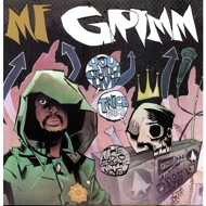 MF Grimm - You Only Live Twice: The Audio Graphic Novel