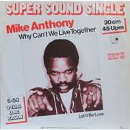Mike Anthony - Why Can't We Live Together