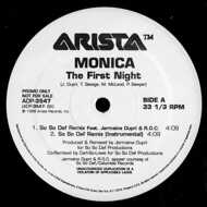 Monica - The First Night