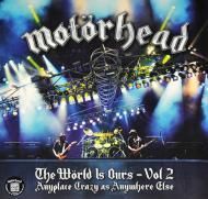 Motörhead - The Wörld Is Ours - Vol. 2