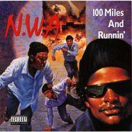N.W.A. - 100 Miles And Runnin' (3D Hologram Cover)