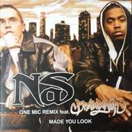 Nas - One Mic (Remix) / Made You Look