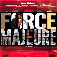 Nato Caliph, Black Spade  - Force Majeure EP