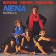 """Nena - Irgendwie Irgendwo Irgendwann (Special 12"""" Dance-Mix)"""