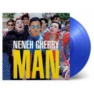 Neneh Cherry - Man (Blue Vinyl)