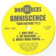 Omniscence - Raw Factors Volume 2