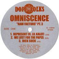 Omniscence - Raw Factors Volume 3