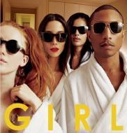 Pharrell Williams - G I R L (Clear Vinyl Edition)