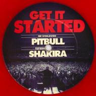 Pitbull  - Get It Started (Remixes)