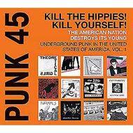 Various - Punk 45 Vol.1: Underground Punk In The United States Of America, 1973-1980
