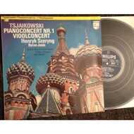 Pyotr Ilyich Tchaikovsky - Opus 23 Piano Concert 1 In Bes / Opus 35 Vioolconcert In D
