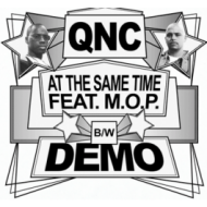 Q-Ball & Curt Cazal ft. M.O.P. - At The Same Time (Black Vinyl)