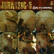 Jurassic 5 - Quality Control / Jarass Finish First