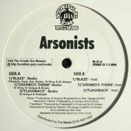 Arsonists - Blaze / Geembo's Theme / Flashback