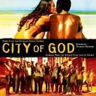 Antonio Pinto & Ed Cortez - City Of God (Soundtrack / O.S.T.)