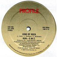 Run-DMC - King Of Rock (Single)