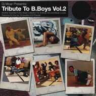 DJ Moar - Tribute To B-Boys Vol. 2