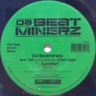 Da Beatminerz / Black Star (Mos Def & Talib Kweli) - Sumthin Remix / Another World Beatminerz Remix #2 (Black Vinyl)