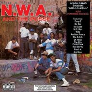 N.W.A. - NWA And The Posse (3D Lenticular Cover)