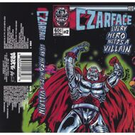 Czarface (Inspectah Deck & 7L & Esoteric) - Every Hero Needs A Villain (Tape)