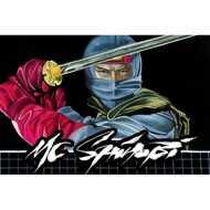 MC Shinobi - The MC Shinobi LP (Tape)