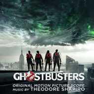 Theodore Shapiro - Ghostbusters - 2016 (Soundtrack / O.S.T.)
