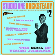 Various - Studio One Rocksteady 2
