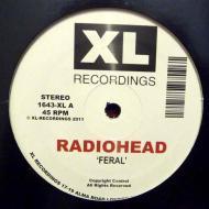 Radiohead - Feral / Lotus Flower