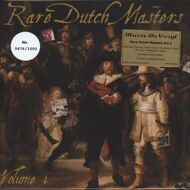 Various - Rare Dutch Masters Vol 1