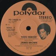 James Brown - King Heroin