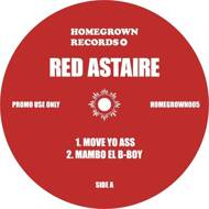 Red Astaire - Move Yo Ass