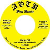 Sage - I'm Alive / Song For Yvonne