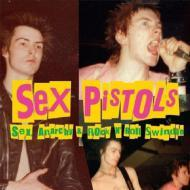 Sex Pistols - Sex, Anarchy & Rock N' Roll Swindle (Red Vinyl)