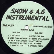 Showbiz & A.G. - Runaway Slave (Instrumentals)