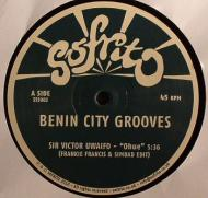 Sir Victor Uwaifo / Sonny Okosun - Benin City Grooves