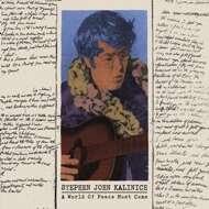 Steve Kalinich - A World Of Peace Must Come (Blue Vinyl)