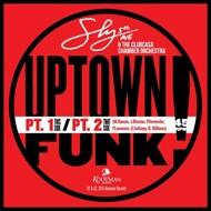 Sly5thAve - Uptown Funk Pt. 1 & Pt. 2 (White Vinyl)