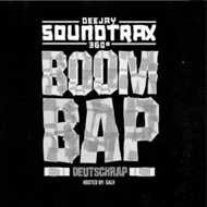 DJ Soundtrax & Galv - Deutsch Rap Boom Bap (CD Digipak)